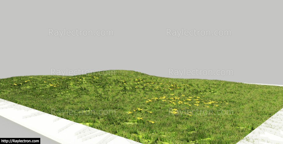 Grass to look real when rendered - Page 2 - SoftByteLabs com